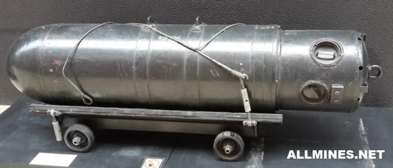 Мина АМД-1-500