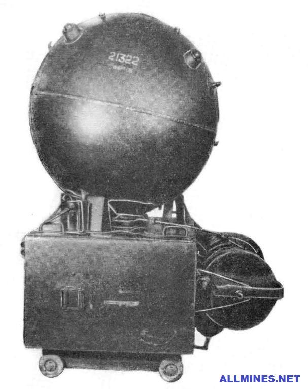 Мина EMD II