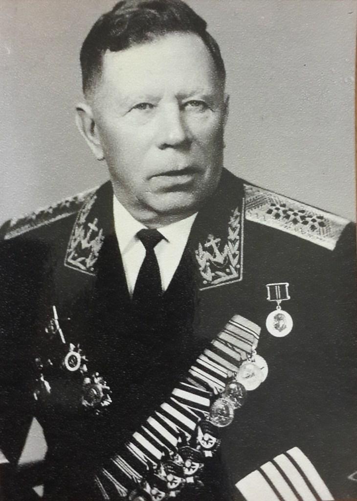 Николай Иванович Шибаев