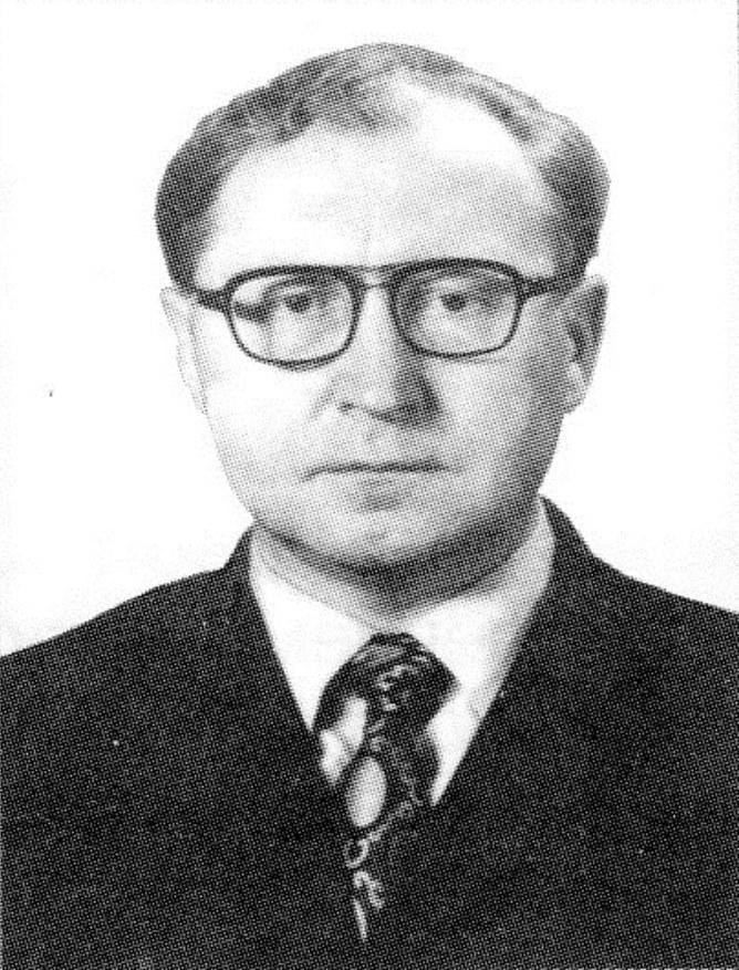 Троицкий Олег Константинович