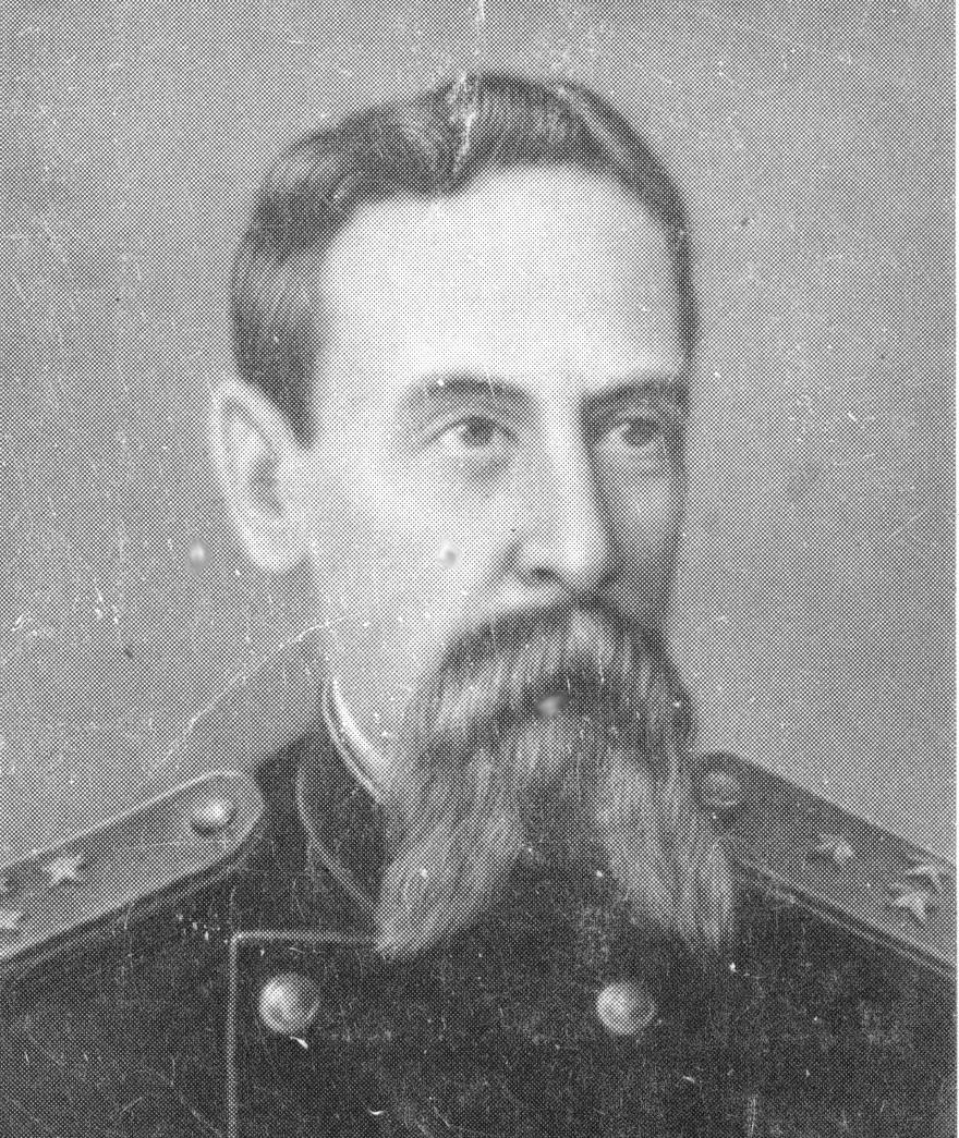 Петрушевский Василий Фомич