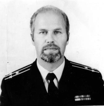 Стекольников Юрий Алексеевич