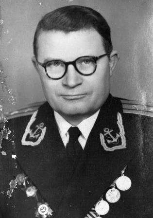 Скрынский Николай Георгиевич