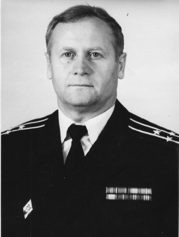 Дьяконов Юрий Пантелеевич