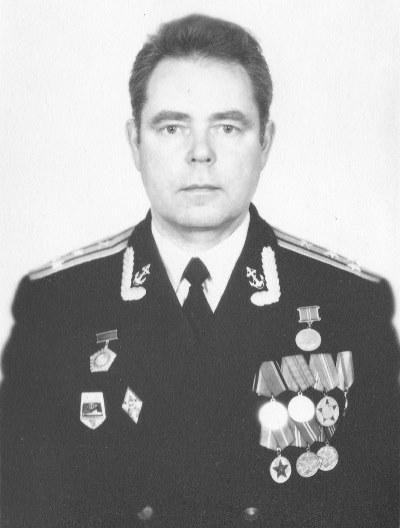 Сазонов Анатолий Владимирович