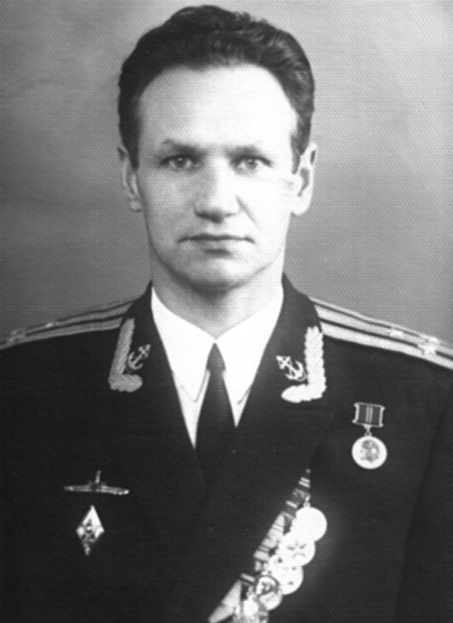 Агафонов Аркадий Германович