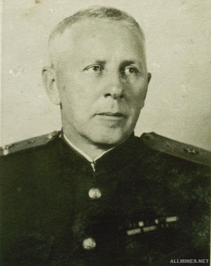 Курнаков Михаил Никитич