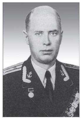 Лямин Борис Константинович