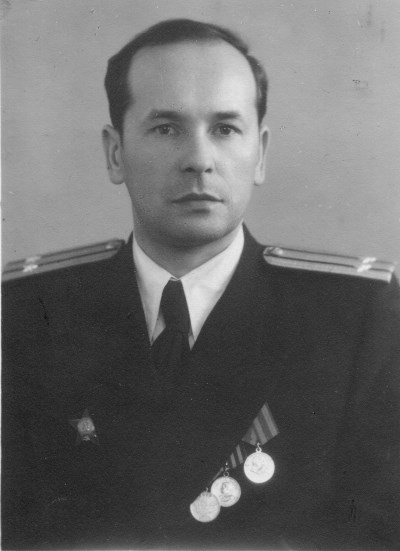 Шушлебин Иван Петрович