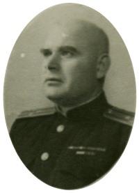 Кап.1 ранга Попик Петр Анисимович - первый начальник МТО БФ