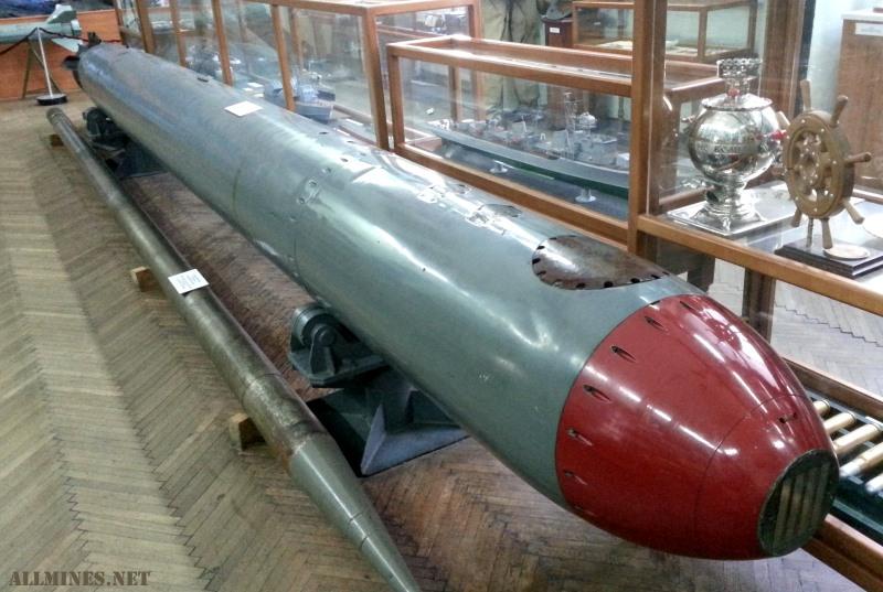 Торпеда САЭТ-50