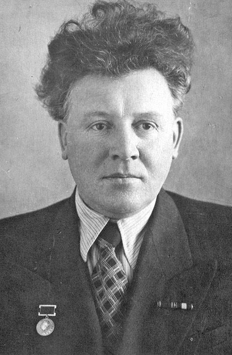 Шамарин Николай Николаевич