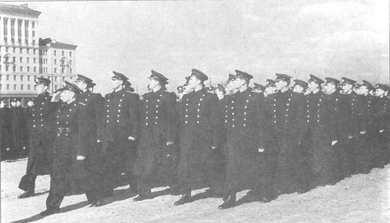 Выпуск 1956 г. ВВМУИО