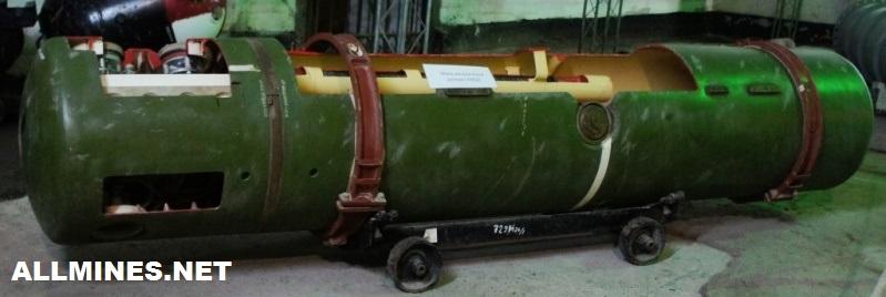 Донная мина ДМ-1