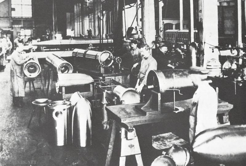 Завод BMAG, 1940e