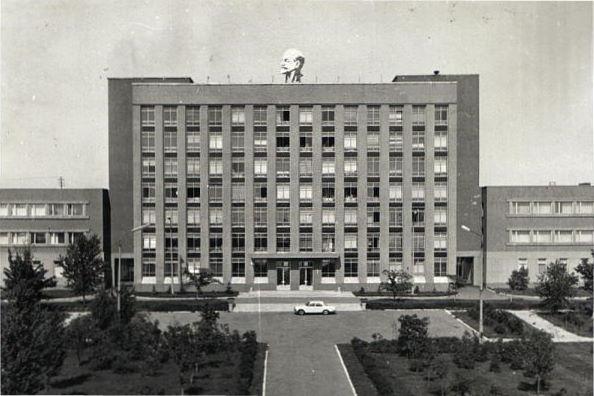 Главный корпус 93 УЦ